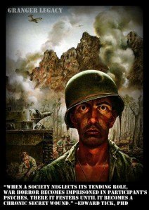 """That 2,000 Yard Stare"" painted by Tom Lea...""That 2,000 Yard Stare"" painted by Tom Lea, World War Two, 1944. The painting is among about 300 paintings by U.S. servicemen and women that will be unveiled to the public for the first time at Philadelphia's National Constitution Center in September. The paintings have been selected from about 15,000 collected by the U.S. Army since the 1840s. Most have never been on public display. ""Art of the American Soldier"" focuses on the duties, sacrifices, and everyday lives of troops, and covers every conflict from the World War One to Afghanistan.  REUTERS/Tom Lea/National Constitution Center/Handout  (UNITED STATES - Tags: SOCIETY) NO SALES. NO ARCHIVES. FOR EDITORIAL USE ONLY. NOT FOR SALE FOR MARKETING OR ADVERTISING CAMPAIGNS"